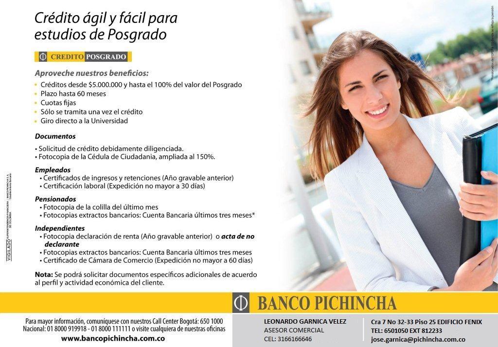 ALC & Banco Pichincha